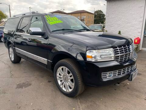 2011 Lincoln Navigator L for sale at Streff Auto Group in Milwaukee WI