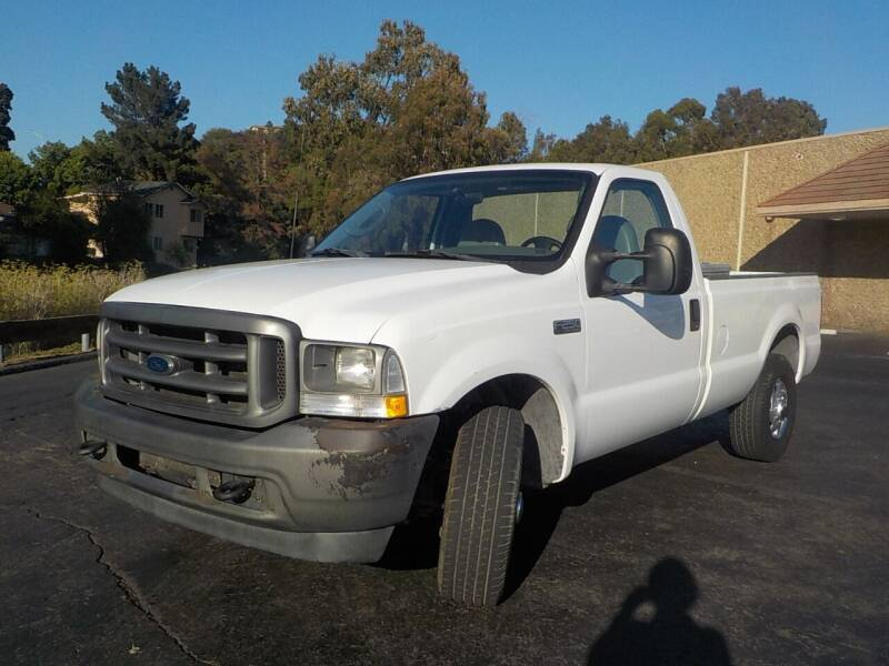 2003 Ford F-250 Super Duty for sale at Royal Motor in San Leandro CA