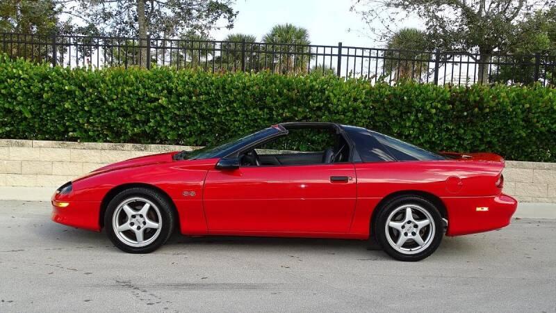 1996 Chevrolet Camaro for sale at Premier Luxury Cars in Oakland Park FL