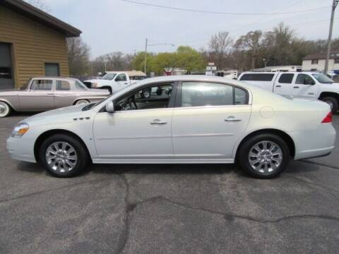 2010 Buick Lucerne for sale at Bill Smith Used Cars in Muskegon MI