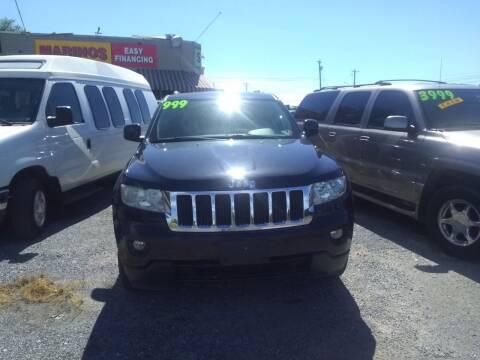 2012 Jeep Grand Cherokee for sale at Marino's Auto Sales in Laurel DE
