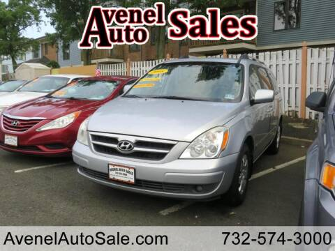 2008 Hyundai Entourage for sale at Avenel Auto Sales in Avenel NJ