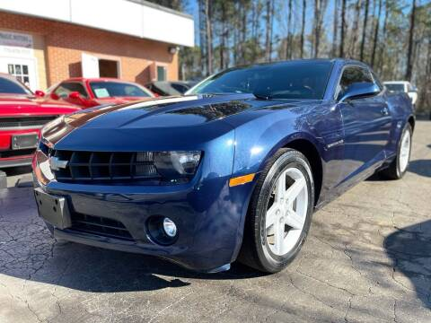 2011 Chevrolet Camaro for sale at Magic Motors Inc. in Snellville GA