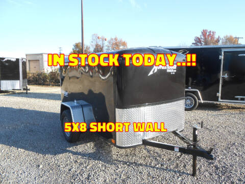 2021 Homesteader Challenger 5x8 for sale at Jerry Moody Auto Mart - Trailers in Jeffersontown KY