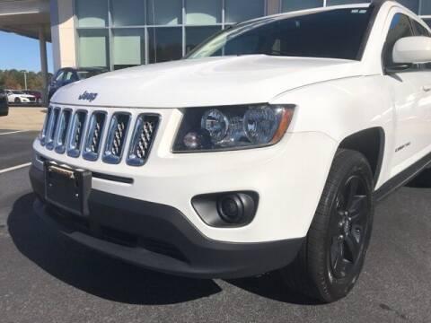 2017 Jeep Compass for sale at Southern Auto Solutions - Georgia Car Finder - Southern Auto Solutions - Lou Sobh Honda in Marietta GA