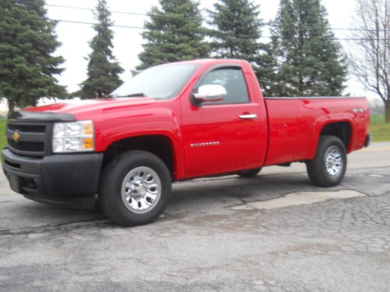 2013 Chevrolet Silverado 1500 for sale at Hern Motors - 111 Hubbard Youngstown Rd Lot in Hubbard OH