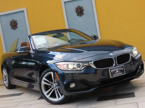 2017 BMW 4 Series for sale at Paradise Motor Sports LLC in Lexington KY