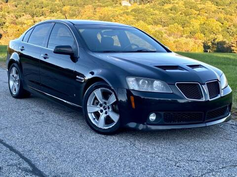 2009 Pontiac G8 for sale at York Motors in Canton CT