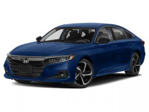 2021 Honda Accord for sale at Crown Automotive of Lawrence Kansas in Lawrence KS