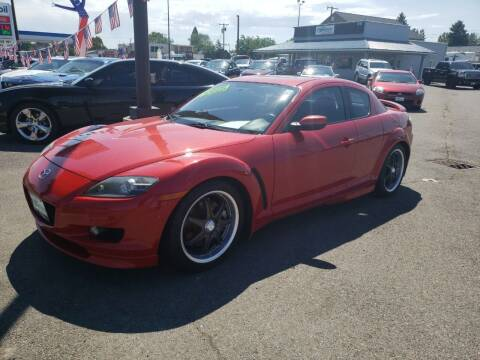2004 Mazda RX-8 for sale at Artistic Auto Group, LLC in Kennewick WA