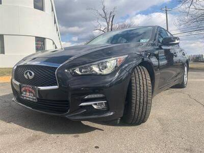 2015 Infiniti Q50 for sale at Millennium Auto Group in Lodi NJ