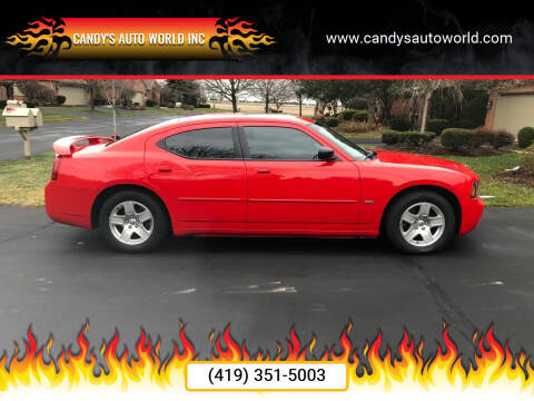 2007 Dodge Charger for sale at Candy's Auto World Inc in Toledo OH