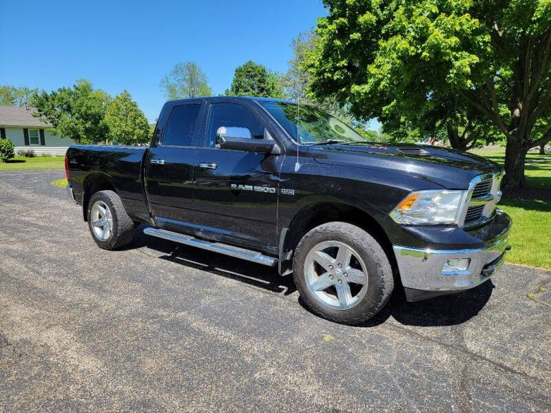 2011 RAM Ram Pickup 1500 for sale at Tremont Car Connection in Tremont IL
