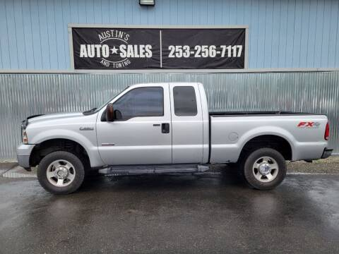 2006 Ford F-250 Super Duty for sale at Austin's Auto Sales in Edgewood WA