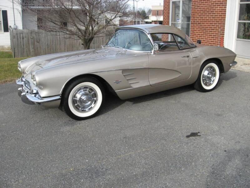 1961 Chevrolet Corvette for sale at Jacksons Auto Sales in Landisville PA