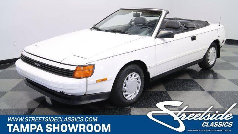 1989 Toyota Celica for sale in Tampa, FL