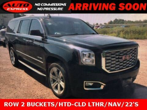2019 GMC Yukon XL for sale at Auto Express in Lafayette IN