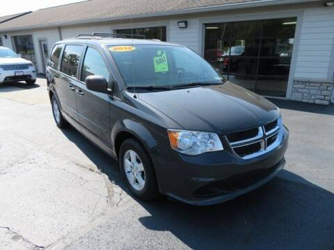 2012 Dodge Grand Caravan for sale at Tri-County Pre-Owned Superstore in Reynoldsburg OH