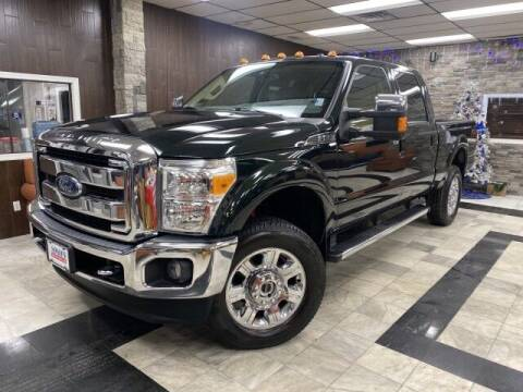 2015 Ford F-350 Super Duty for sale at Sonias Auto Sales in Worcester MA