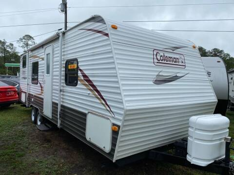 2012 Coleman 274BH for sale at Right Price Auto Sales in Waldo FL