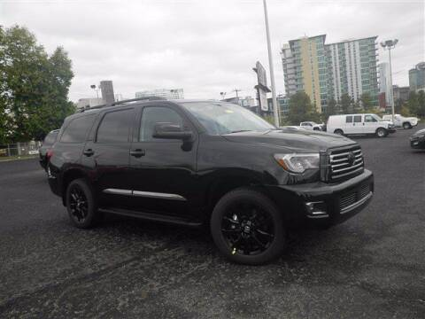 2021 Toyota Sequoia for sale at BEAMAN TOYOTA GMC BUICK in Nashville TN