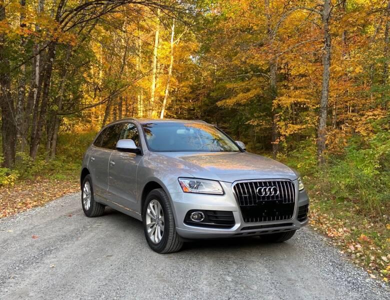 2016 Audi Q5 for sale at EuroMotors LLC in Lee MA