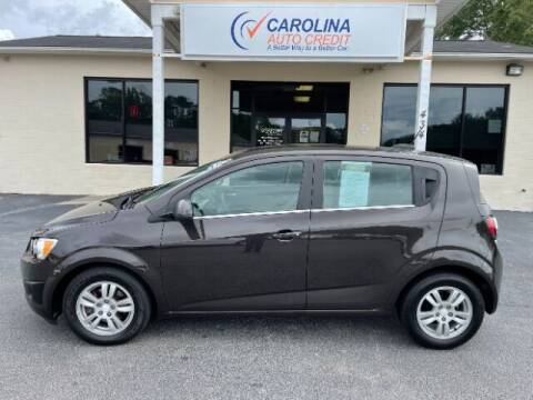 2015 Chevrolet Sonic for sale at Carolina Auto Credit in Youngsville NC