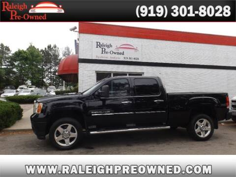 2014 GMC Sierra 2500HD for sale at Raleigh Pre-Owned in Raleigh NC