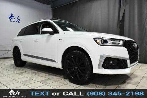 2017 Audi Q7 for sale at AUTO HOLDING in Hillside NJ