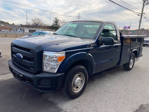 2013 Ford F-250 Super Duty for sale at 222 Newbury Motors in Peabody MA
