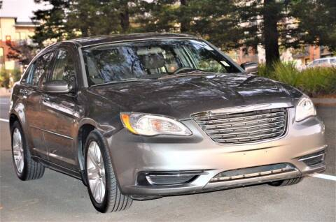 2012 Chrysler 200 for sale at Brand Motors llc in Belmont CA