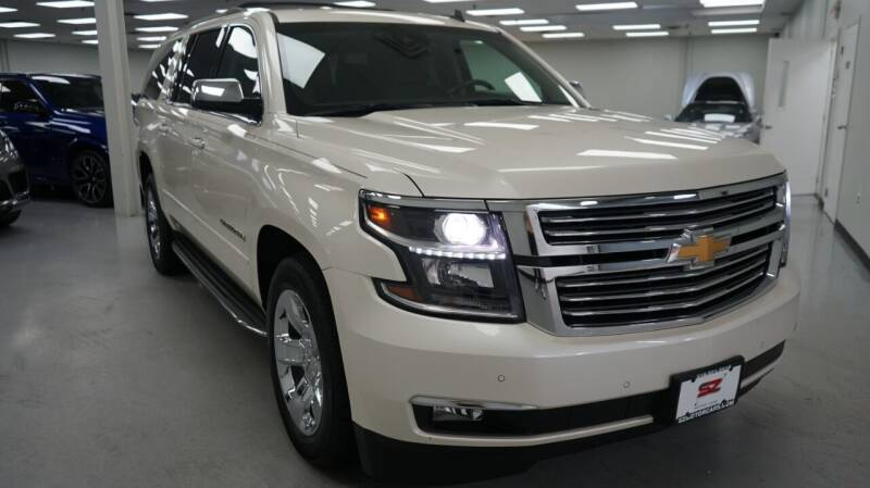 2015 Chevrolet Suburban for sale at SZ Motorcars in Woodbury NY