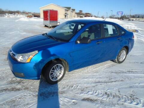 2011 Ford Focus for sale at SWENSON MOTORS in Gaylord MN
