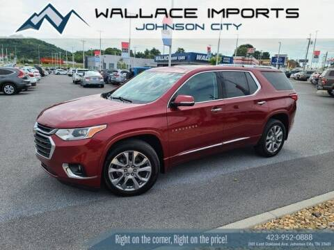 2019 Chevrolet Traverse for sale at WALLACE IMPORTS OF JOHNSON CITY in Johnson City TN