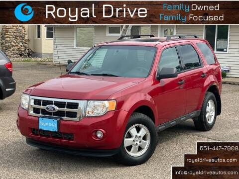 2011 Ford Escape for sale at Royal Drive in Newport MN