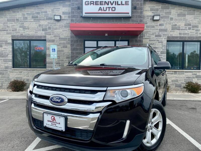 2013 Ford Edge for sale at GREENVILLE AUTO in Greenville WI