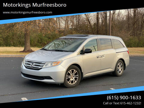 2013 Honda Odyssey for sale at Motorkings Murfreesboro in Murfreesboro TN