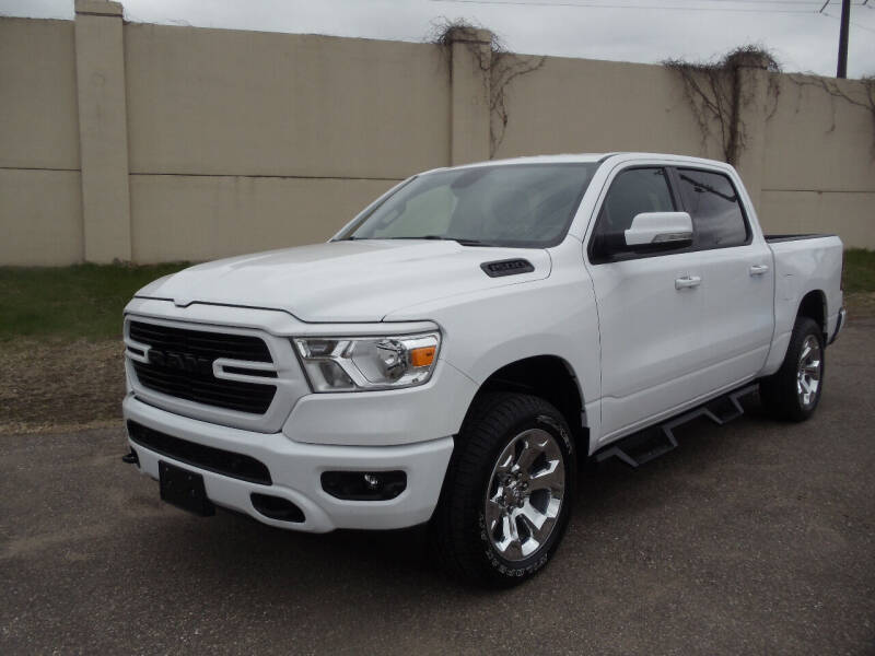 2020 RAM Ram Pickup 1500 for sale at Metro Motor Sales in Minneapolis MN
