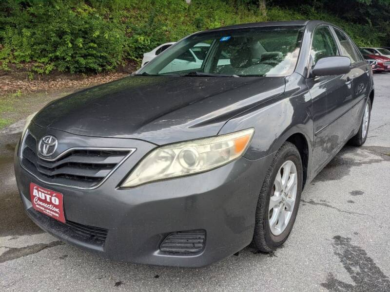 2011 Toyota Camry for sale at AUTO CONNECTION LLC in Springfield VT