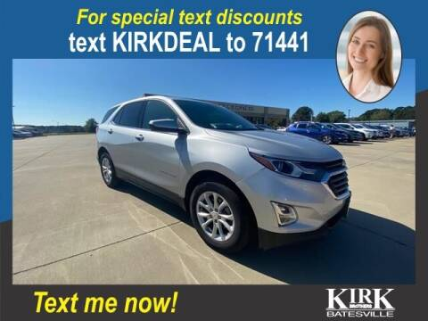 2019 Chevrolet Equinox for sale at Kirk Brothers Batesville in Batesville MS