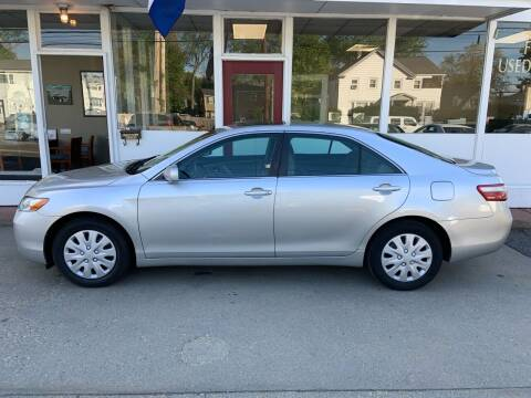 2008 Toyota Camry for sale at O'Connell Motors in Framingham MA