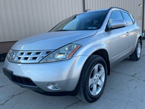 2003 Nissan Murano for sale at Prime Auto Sales in Uniontown OH