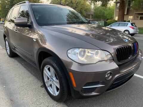2012 BMW X5 for sale at LG Auto Sales in Rancho Cordova CA