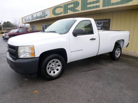 2008 Chevrolet Silverado 1500 for sale at Credit Cars of NWA in Bentonville AR