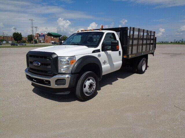 2015 Ford F-450 Super Duty for sale at SLD Enterprises LLC in East Carondelet IL