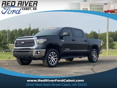 2018 Toyota Tundra for sale at RED RIVER DODGE - Red River of Cabot in Cabot, AR