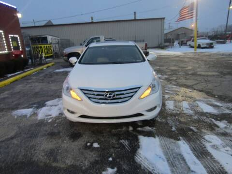 2011 Hyundai Sonata for sale at X Way Auto Sales Inc in Gary IN