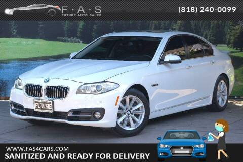 2015 BMW 5 Series for sale at Best Car Buy in Glendale CA