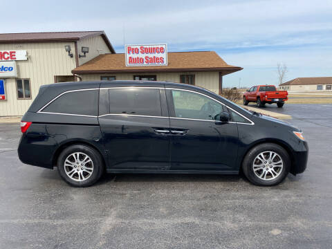 2012 Honda Odyssey for sale at Pro Source Auto Sales in Otterbein IN