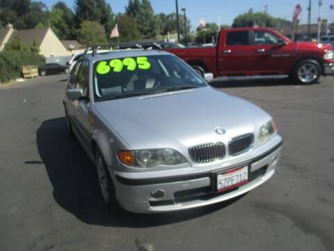 2004 BMW 3 Series for sale at Quick Auto Sales in Modesto CA